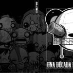 """dKillerPanda book: """"Una década de monstruos"""", A DECADE OF MONSTERS"""