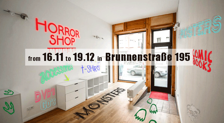 THIS WINTER THE MONSTERS LAND IN BERLIN!