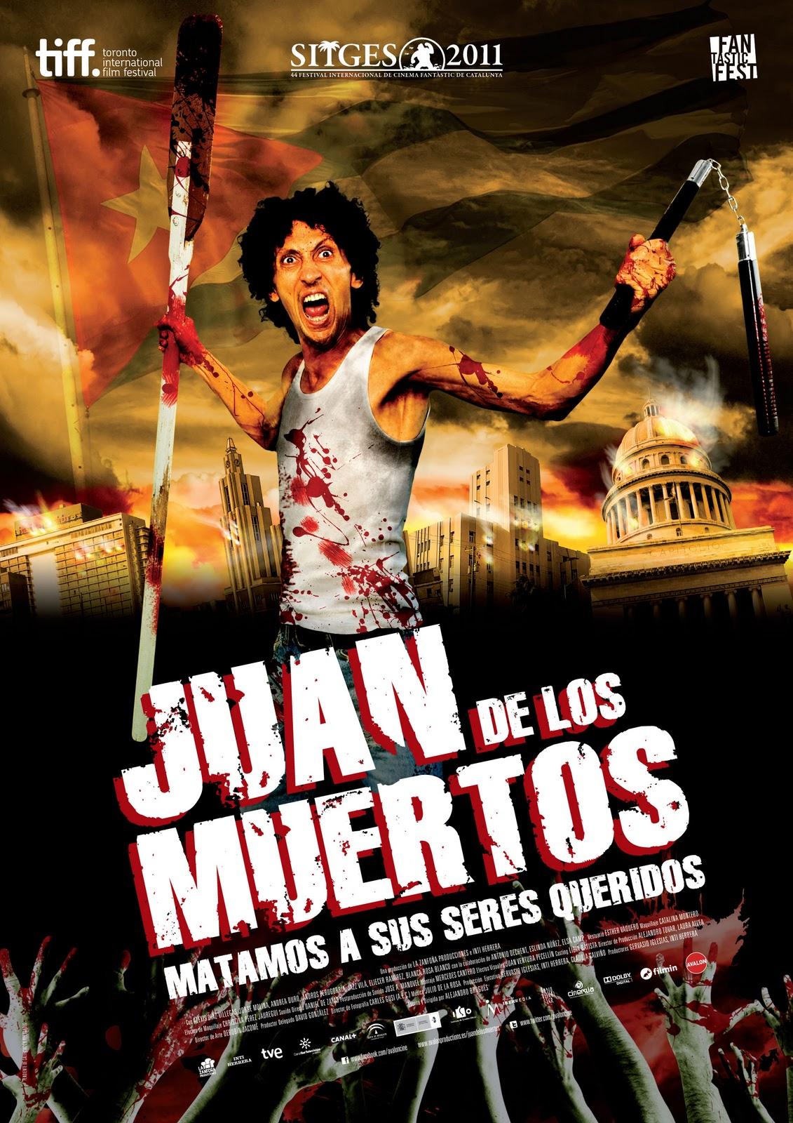 Juan de los Muertos / Juan of the Dead (2011)