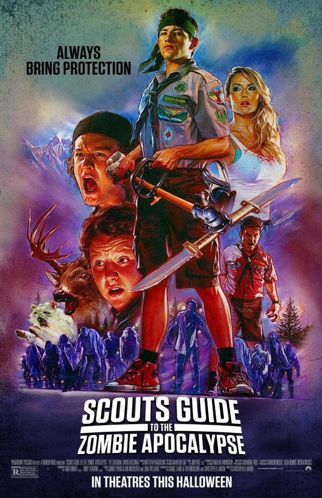 Scouts Guide to the Zombie Apocalypse (aka Zombie Camp) (2015)