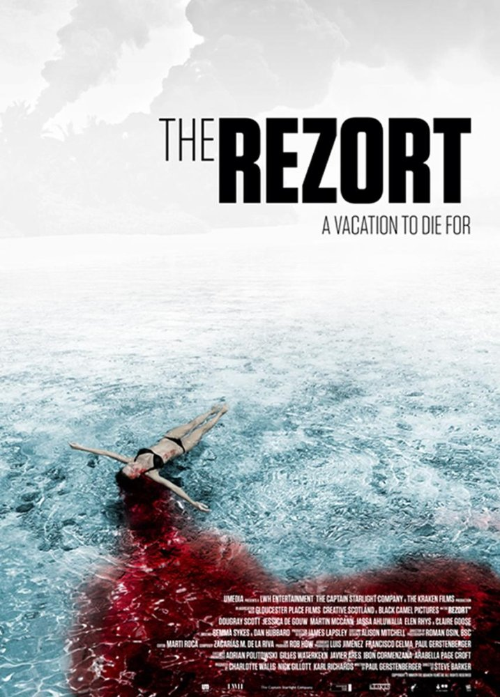 The Rezort (aka Generation Z) (2015)