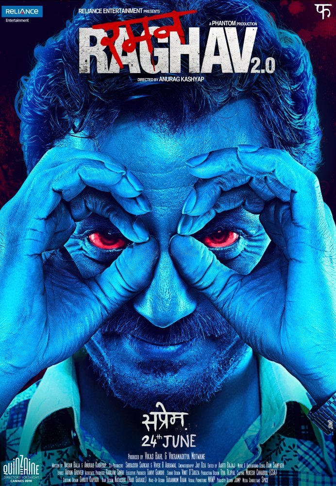 Psycho Raman aka Raman Raghav 2.0 (2016)