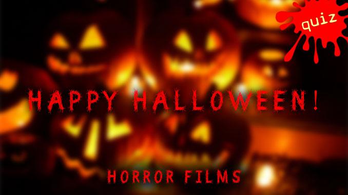 Halloween 2016 quiz