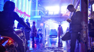 "First official images of Duncan Jones' ""Mute"" on Netflix"