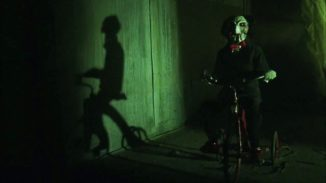 "Jigsaw is back in ""SAW: Legacy"""
