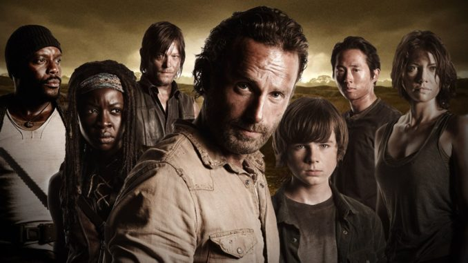 New image for The Walking Dead's 7th season new episodes