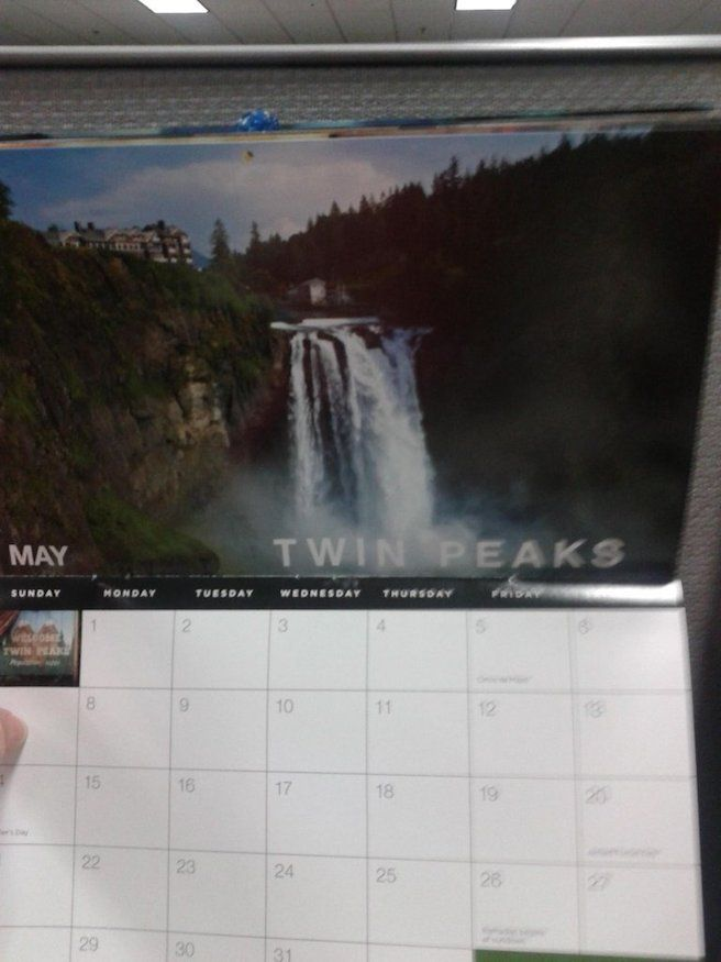 TWIN PEAKS's long awaited third season this spring?