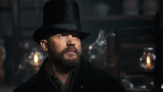 """Taboo"" miniseries out now on TV and streaming platforms"