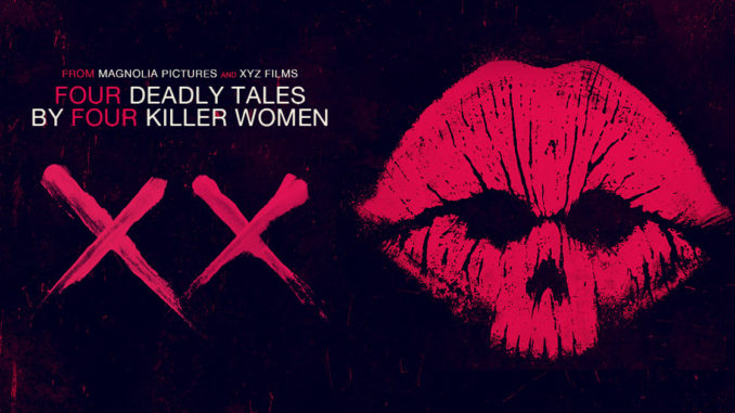 "Trailer for ""XX"", four horror tales by four female directors"