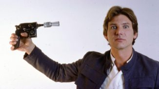 Woody Harrelson could be Han Solo's mentor