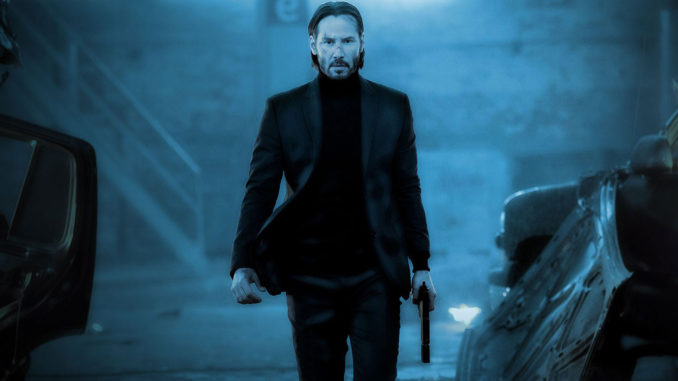 John Wick does it again. Perhaps the action film of the year?