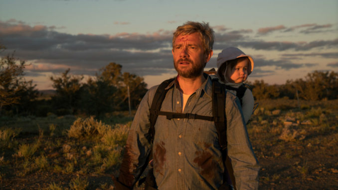 Netflix will release in exclusive the film Cargo