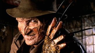 Robert Englund is back as Freddy Krueger for a documentary