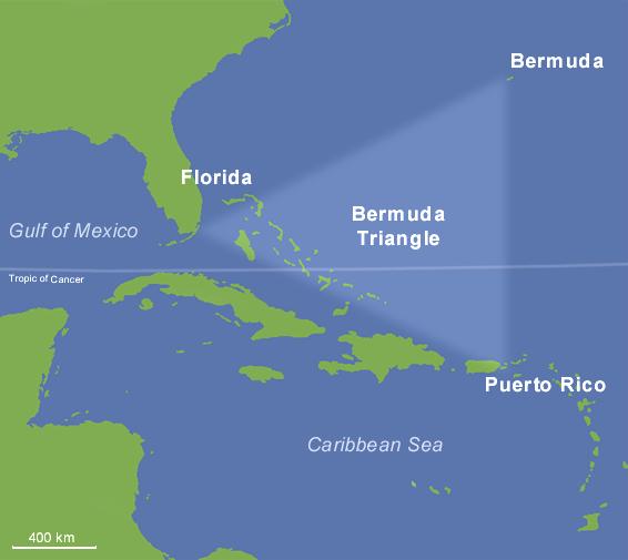 Sam Raimi is talks to direct a film about the Bermuda Triangle