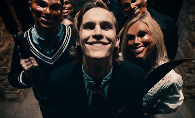 """The 4th installment for """"The Purge"""" is expected next year's summer"""