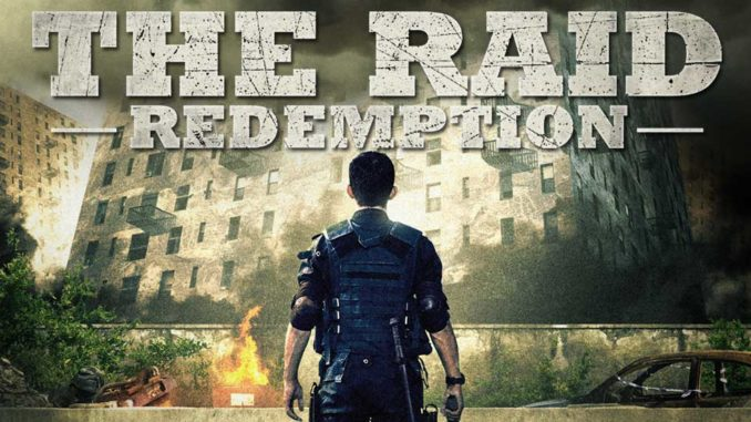 """The Hollywood version for """"The Raid"""" already has director and main star"""
