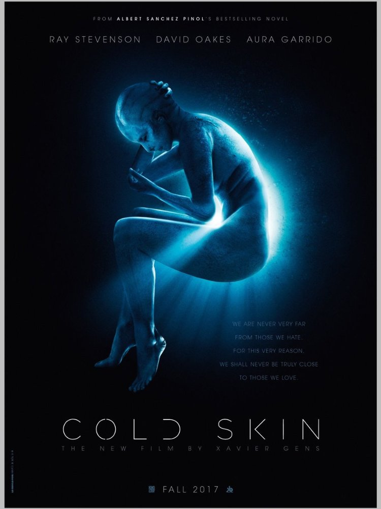 """Xavier Gens is back with the science fiction thriller """"Cold Skin"""""""