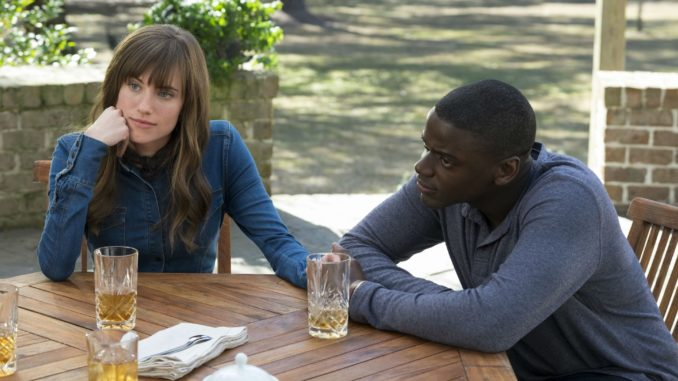 "European release dates for ""Get Out"", one of the most expected horror thrillers of the season"