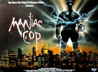 "It's official, we'll have a remake for ""Maniac Cop"""