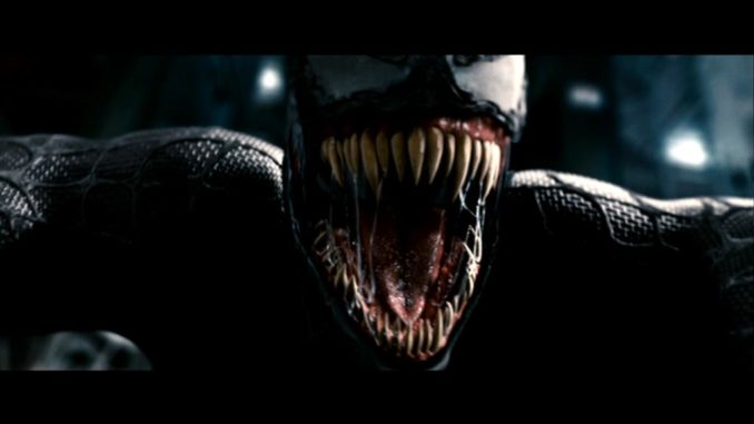Release date for VENOM is announced: October 2018
