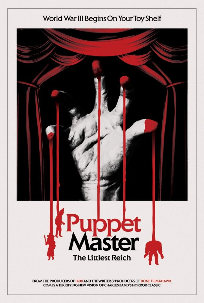 """The Puppet Master is back with Udo Kier in the reboot """"The Littlest Reich"""""""