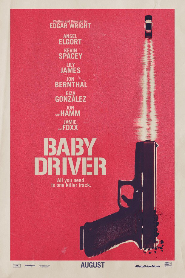 "Trailer for ""Baby Driver"", Edgar Wright's new film"