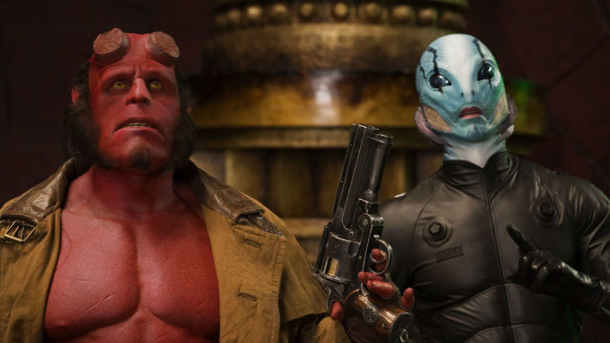 2018 will welcome an R-Rated reboot for HELLBOY