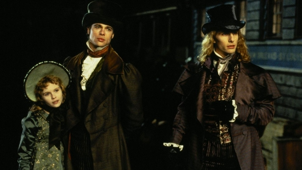 "Anne Rice's ""The Vampire Chronicles"" is becoming a TV movie and perhaps also TV Series"