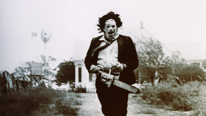 """Leatherface"", the prequel for The Texas Chain Saw Massacre (1974), comes out this October"