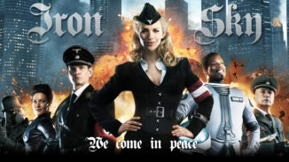 "The ""Iron Sky"" sequel will come out in 2018"