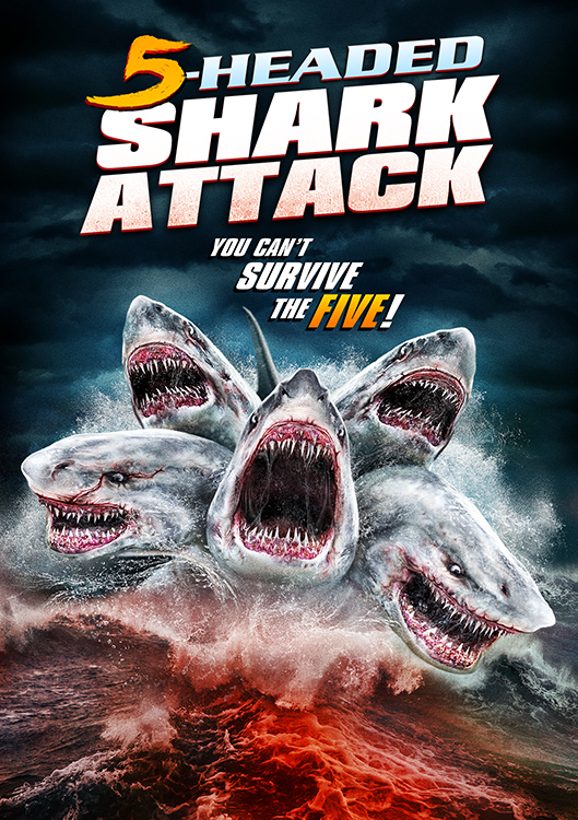 """5-Headed Shark Attack"" is on the works"