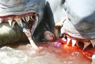 """""""5-Headed Shark Attack"""" is on the works"""