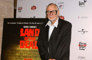 "George A. Romero is back as producer of ""Road of the Dead"""
