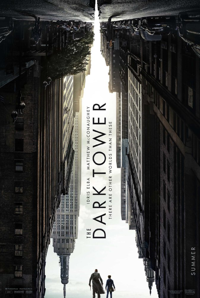 "Get ready for ""The Dark Tower"", based on the Stephen King books series"