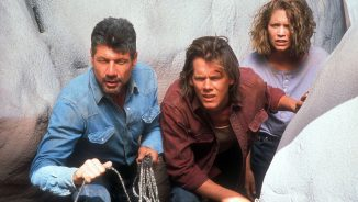 Kevin Bacon will have his Tremors series on Syfy
