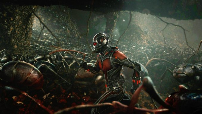 """Michelle Pfeiffer and Laurence Fishburne join the cast of """"Ant-Man and the Wasp"""""""