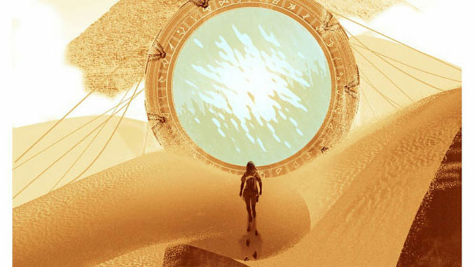 """Stargate Origins"" will serve as prequel TV Series"