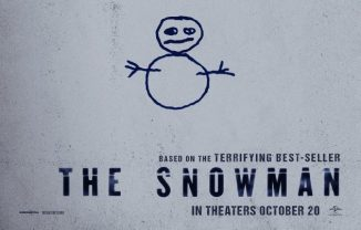 Trailer and poster for The Snowman