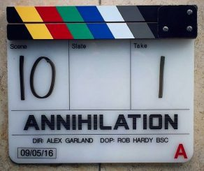 """Annihilation"" is the newest film from ""Ex Machina""'s director"