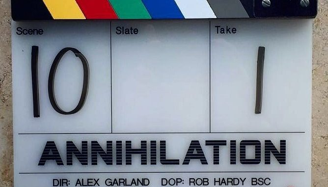 """""""Annihilation"""" is the newest film from """"Ex Machina""""'s director"""