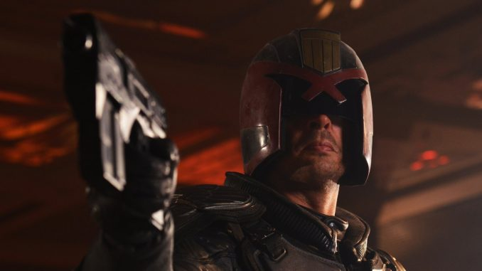 Karl Urban in talks to reprise his role of DREDD in the upcoming TV series