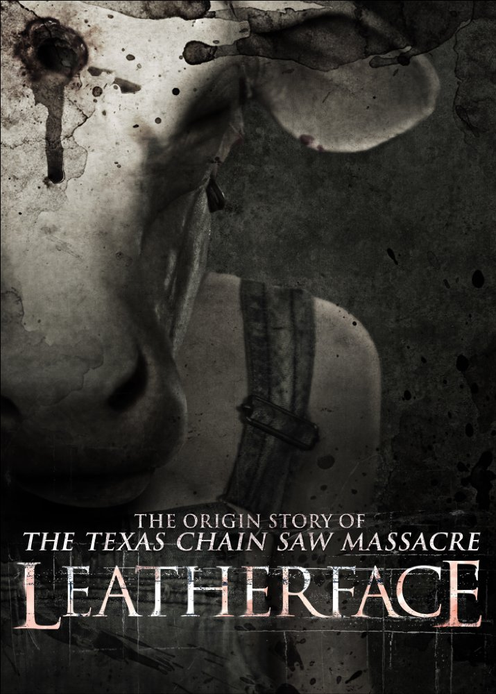 Red band trailer and poster for LEATHERFACE
