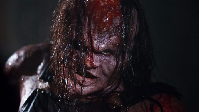 "Surprise of the day: ""Victor Crowley"", ""Hatchet"" reboot, out this year"