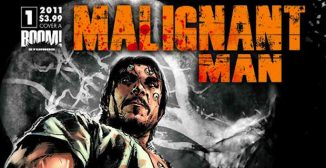"The film adaptation of James Wan's graphic novel ""Malignant Man"" already has a confirmed director"