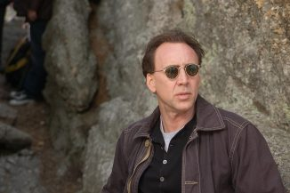 Nicolas Cage versus exotic zoo animals on a boat... is on the way