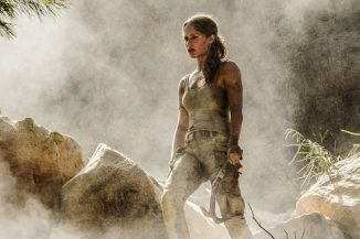 "The long-awaited first trailer for the ""Tomb Raider"" reboot is already out"