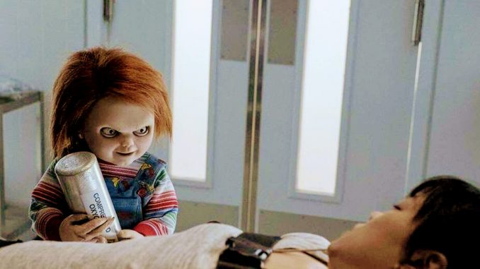 "Trailer for ""Cult of Chucky"", to be screened at Sitges2017"