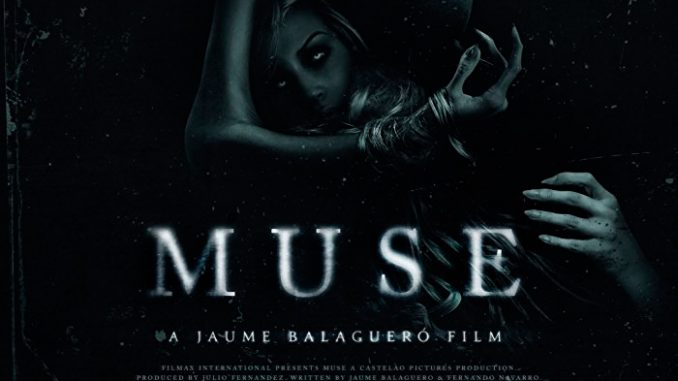 """The English language trailer for Jaume Balagueró's """"Muse"""" is already out"""