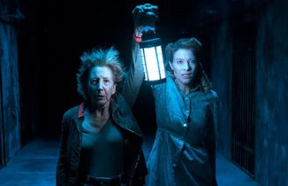 """Insidious: The Last Key"" is warming up with a behind the scenes video"