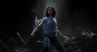 "Robert Rodriguez's ""Alita: Battle Angel"" has the first trailer out"